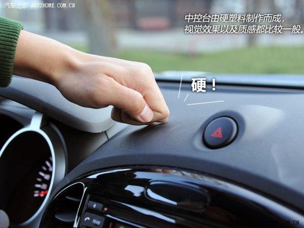 日产日产(入口)Juke2011款 根本型