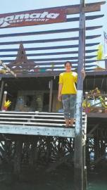 沙巴菲律宾叛军_上海女游客在马来西亚被菲律宾叛军绑架(组图)-中新网