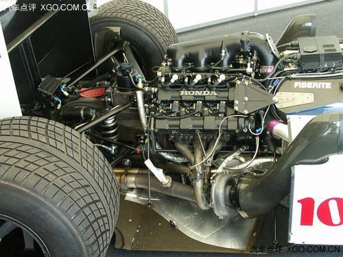 全民进入T时代 涡轮增压技术重返F1大赛