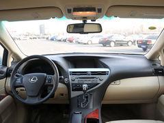 雷克萨斯RX350全系优惠3万元 少点现车