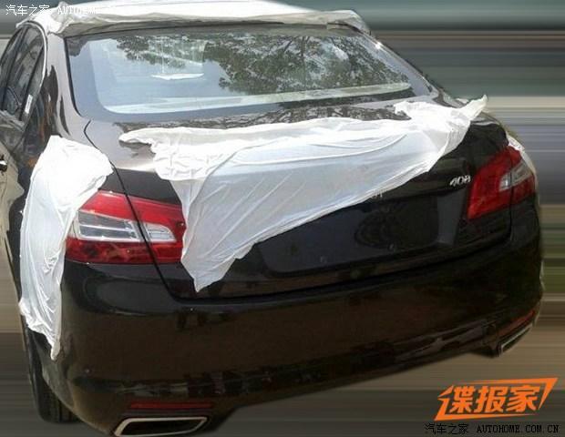 日前,我们获得了标致(含东风标致)2014北京车展的新车阵容,其中包括东风标致全新一代408、东风标致新款508、标致EXALT概念车等新车。    东风标致新一代408:    『之前曝光的东风标致新一代408谍照』   据之前消息,东风标致全新一代408在北京车展发布之后,有望于今年7月正式上市。从之前曝光的谍照来看,国产全新408采用了和海外版新308相似的前脸设计,其前大灯组十分犀利,并配有LED日间行车灯。此外,新车上下格栅均采用了U型设计。    『之前曝光的东风标致新一代408谍照』