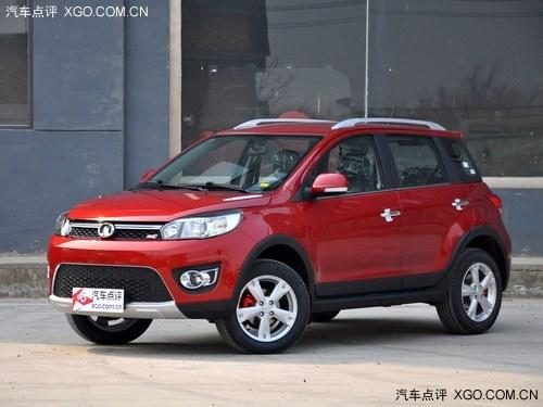 购2012款长城M4郑州直降0.3万 少点现车