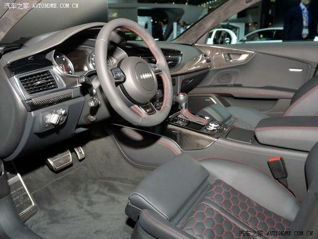 奥迪奥迪RS奥迪RS 72014款 RS 7 Dynamic Edition