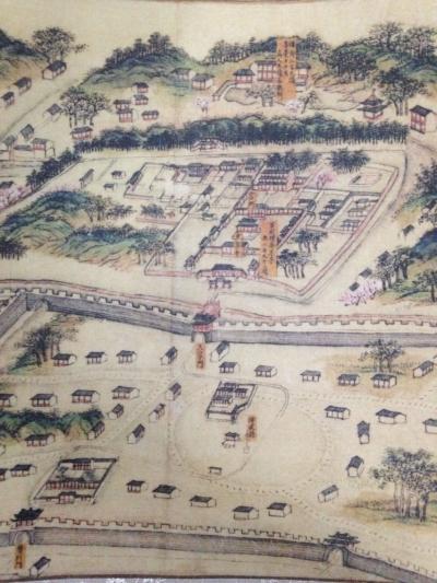 隋唐,宋等时期的扬州地图均收纳其中