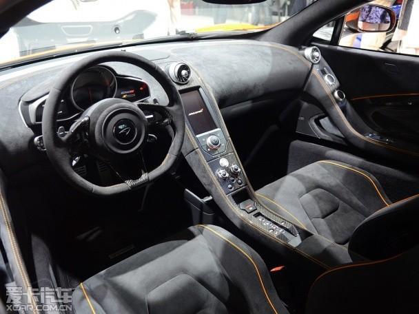 迈凯伦2014款迈凯伦650S