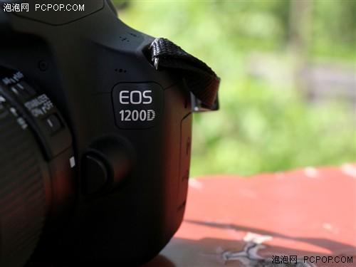 新手初学单反相机 佳能EOS 1200D评测