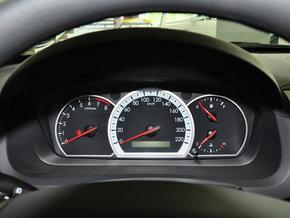 雪佛兰 1.8L 手动 方向盘前方仪表盘