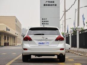丰田(进口) 2.7L 自动 车辆正后方尾部视角