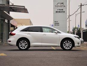 丰田(进口) 2.7L 自动 车辆正右侧
