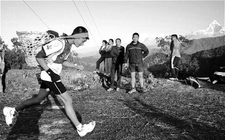 远走他乡:当英国雇佣兵成尼泊尔青年金饭碗 图 中新网