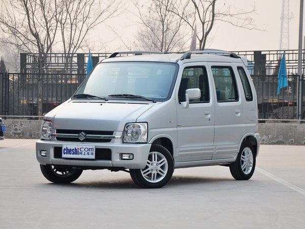 昌河铃木 万能版 1.4L 手动 车辆左前45度视角