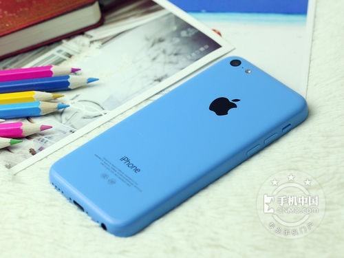 图为 苹果iPhone5C(8G)