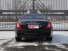 玛莎拉蒂总裁优惠16万 车源非常紧俏