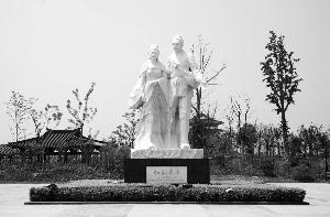 盐城西溪被指撞名杭州西溪 实际建镇两千年图