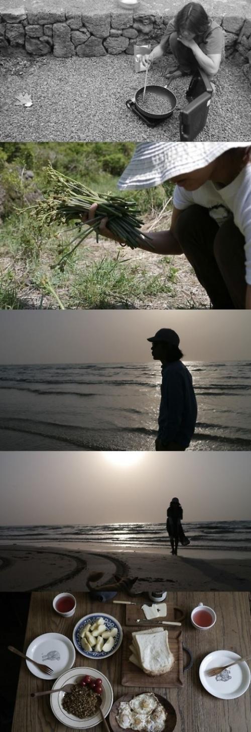 李孝利博客秀恩爱 公开济州岛田园新婚生活(图)