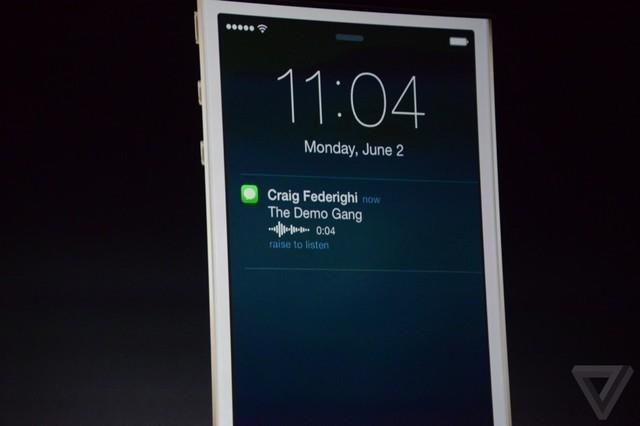 马化腾要慌了 看iOS8是怎么偷袭微信的