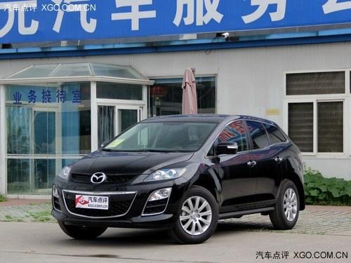 2011款马自达CX-7郑州最高优惠2.08万