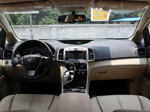 丰田(进口) 2.7L 自动 中控台整体