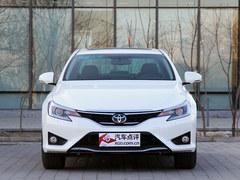 一汽丰田锐志郑州降1.5万元 现车充足