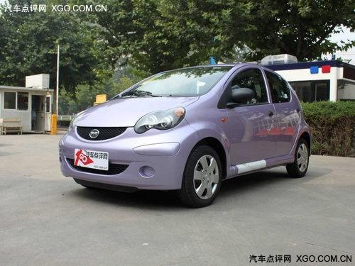 比亚迪F0现车销售 小幅度优惠四千元