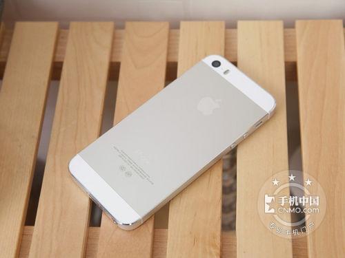 图为:苹果iPhone5S背面图