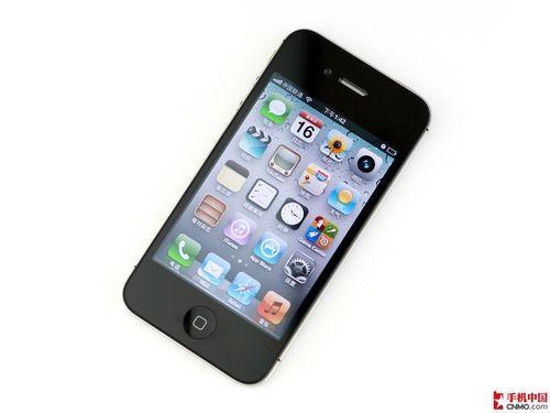 苹果iPhone 4s正面图