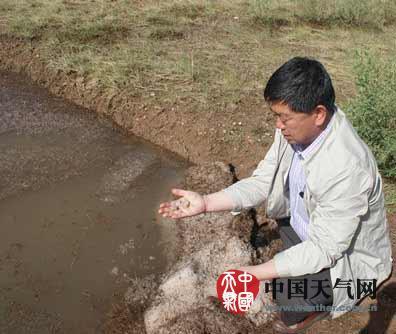 本年首场大规模强降雨横扫内蒙古 局地雨量破极值