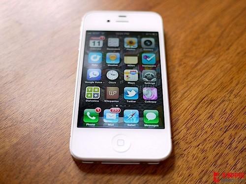 iPhone 4S港版欲破4600 高速A5双核机