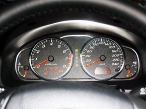 一汽马自达 2.0L 主动 方向盘前方仪表盘