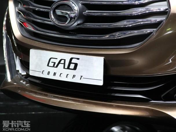 广汽乘用车2014款传祺GA6