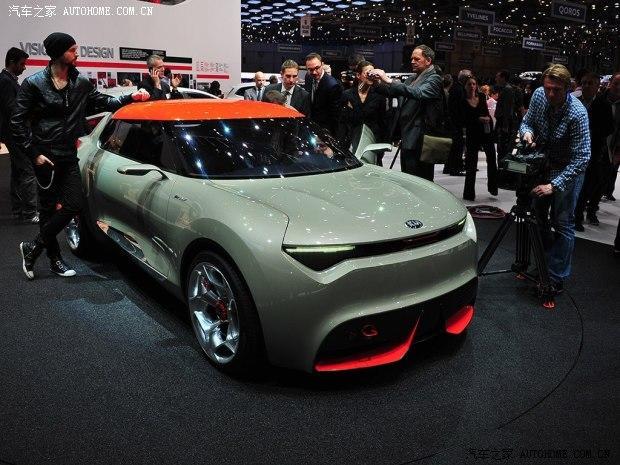 起亚(入口) Provo 2013款 concept