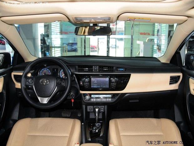 广汽丰田 雷凌 2014款 1.8GS-L CVT当先版