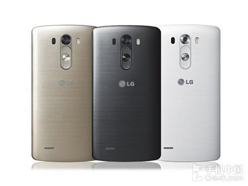 2.5GHz高通四核+2K巨屏 LG G3正式公布