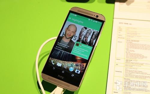 金属机身光场相机 HTC One M8现场体会
