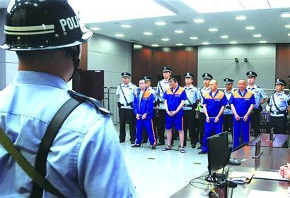 青岛宣判3起贩毒案 10人获极刑