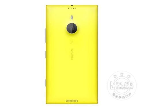 诺基亚Lumia 1520 背面图