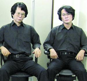 日本发明机器人美女主播:会眨眼