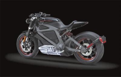 哈雷将产电动摩托车 未公布具体开售时间