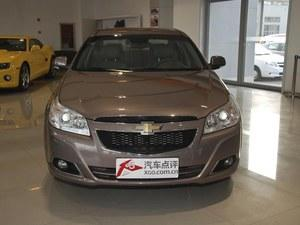 雪佛兰景程郑州购车最高降2.1万元现金