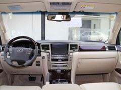 2013款雷克萨斯LX570 直降17.01万元