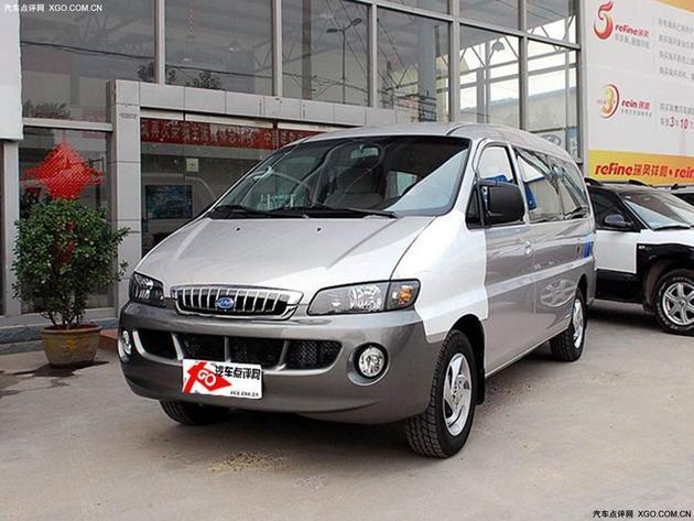 郑州:江淮瑞风最高优惠0.5万元 现车销售
