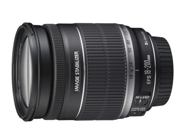 IS影象不变器 佳能18-200mm价格3350元