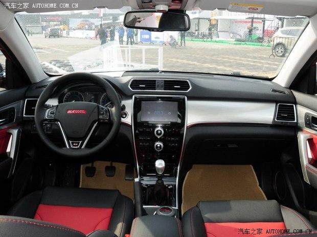 长城汽车 哈弗H2 2014款 1.5T 手动四驱高贵版