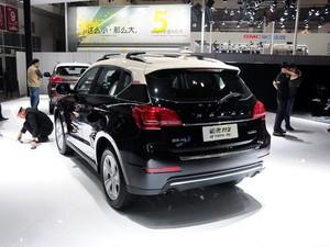 长城汽车 哈弗H2 2014款 1.5T 手动两驱精英版