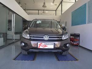 入口群众Tiguan郑州现车 购车降0.44万