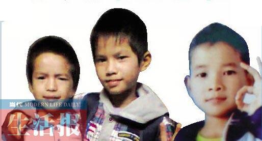 3个男孩失落1个月 江边衣物摆放云云参差让人生疑