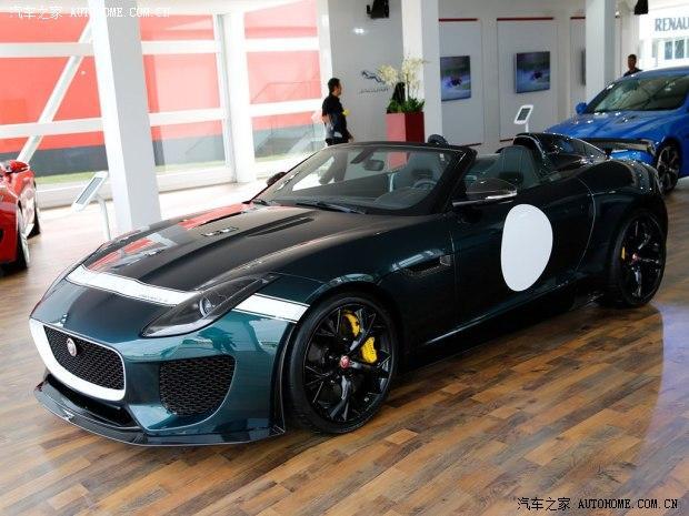 明年亮相 捷豹将推出f type轻量化版车型高清图片