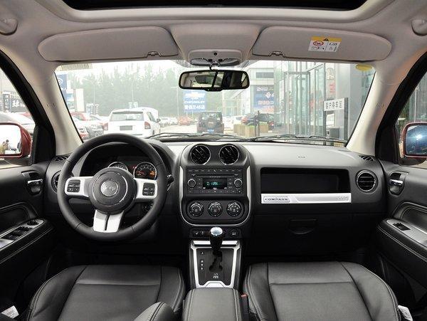 Jeep 2.4L 主动 中控台全体