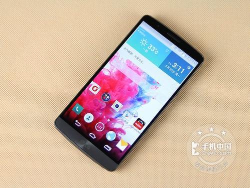 骁龙801四核2K屏旗舰 LG G3现货立异低