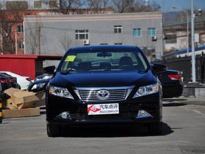 凯美瑞最高优惠3.4万元 全系现车在售中